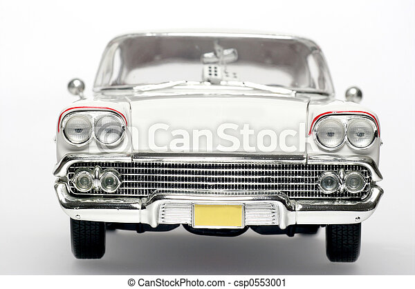 1958 classic US car - csp0553001