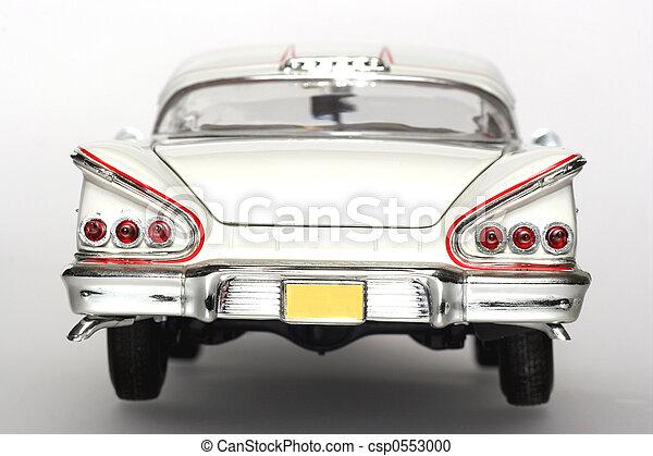 1958 classic US car - csp0553000