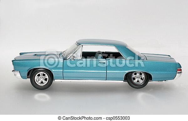 1965 classic US car - csp0553003