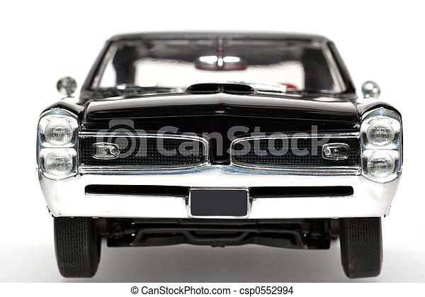 1966 classic US car - csp0552994