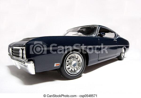 1969 classic US car - csp0548571
