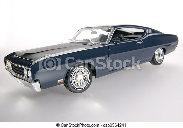 1969 classic US car - csp0564241