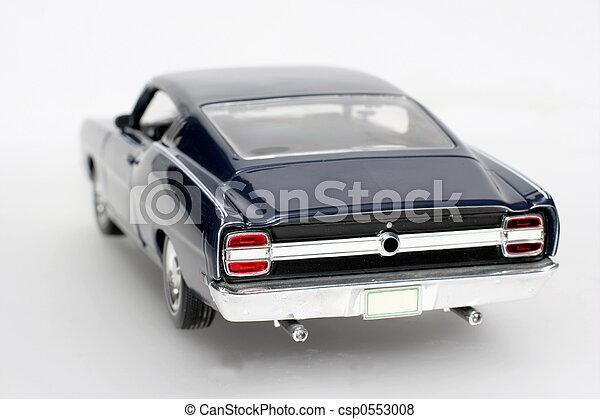 1969 classic US car - csp0553008