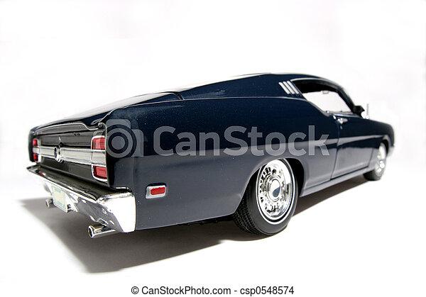 1969 classic US car - csp0548574
