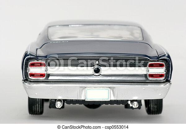 1969 classic US car - csp0553014