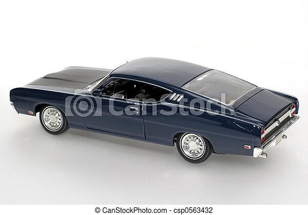 1969 classic US car - csp0563432