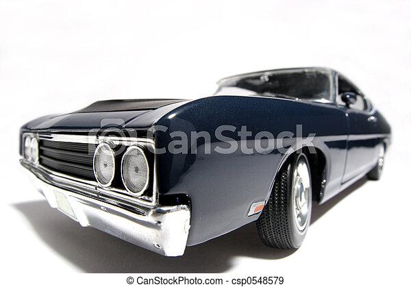 1969 classic US car - csp0548579