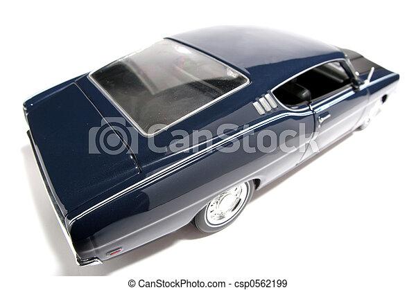1969 classic US car - csp0562199