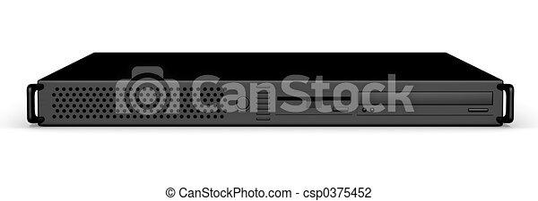 19 pulgadas Server 1 - csp0375452