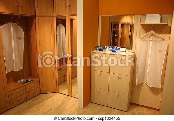 2, 部屋, ドレッシング - csp1824455