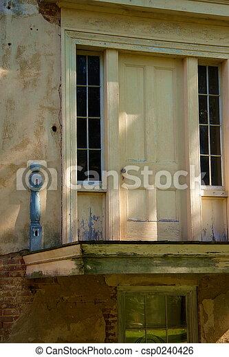 2, ajtó, történelmi - csp0240426