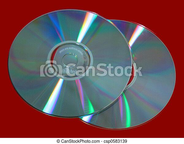 Dos CD's - csp0583139
