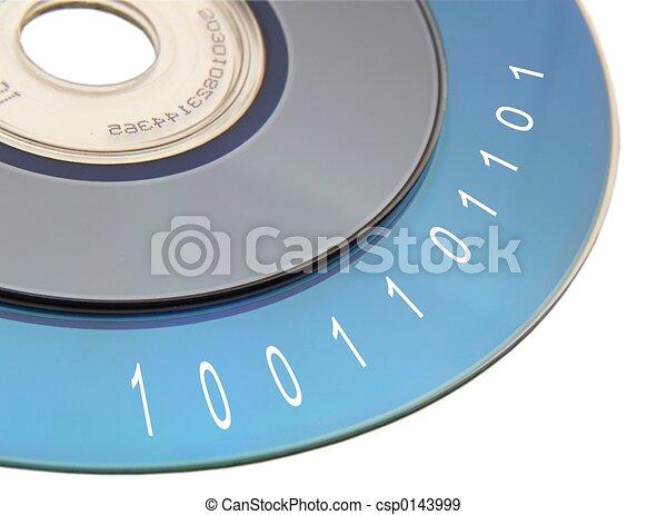 2, cd's - csp0143999