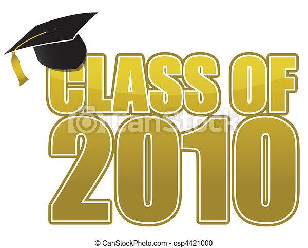 2010, graduazione - csp4421000