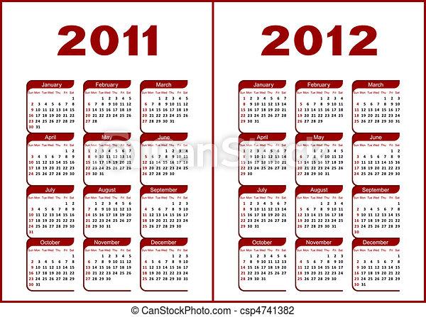 2011 Calendario.2011 Calendario