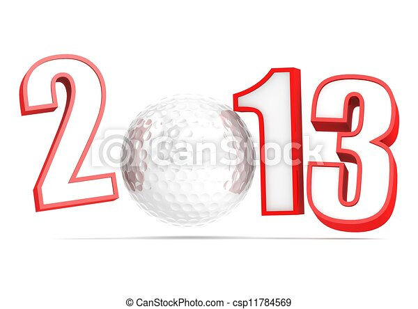 2013 golf - csp11784569