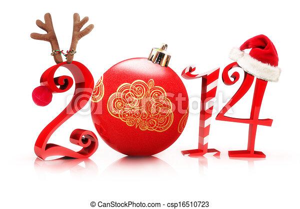 Navidad 2014 - csp16510723