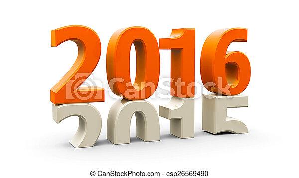2015-2016 orange - csp26569490
