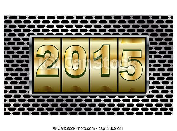Conteo 2015 - csp13309221