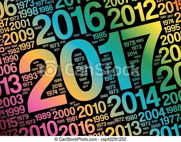 2017 happy new year csp42291252