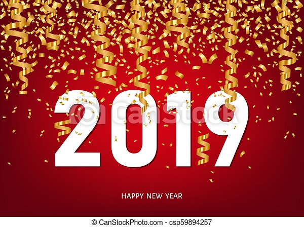 Happy New Year Greeting Card 67