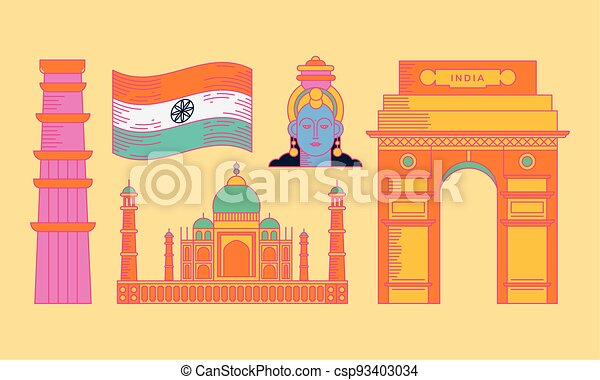 2021 06 01 GST JOS 324 F India Independence Day - csp93403034