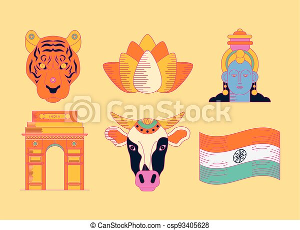 2021 06 01 GST JOS 324 F India Independence Day - csp93405628
