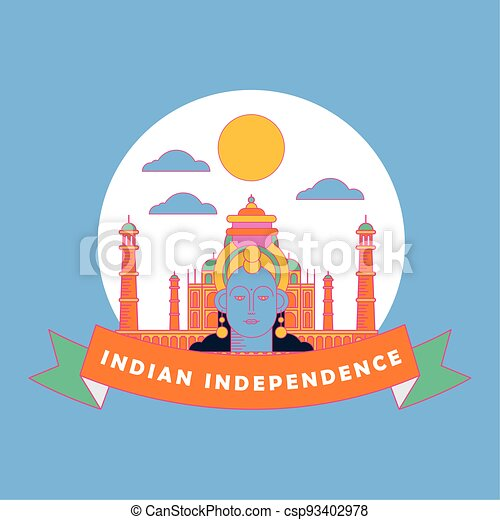 2021 06 01 GST JOS 324 F India Independence Day - csp93402978