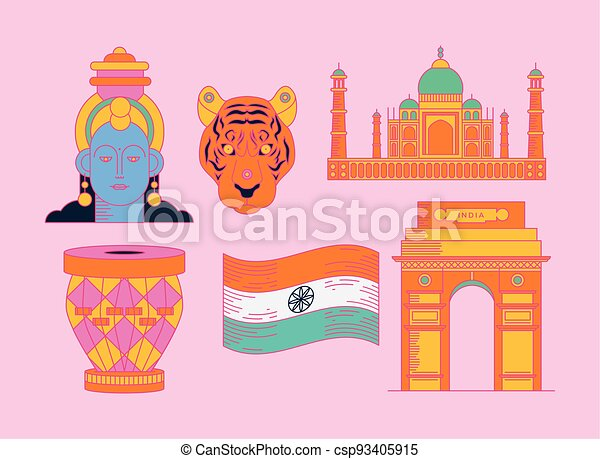 2021 06 01 GST JOS 324 F India Independence Day - csp93405915