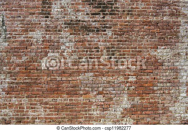 230 old brick wall - csp11982277