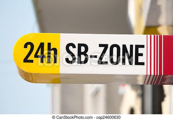 24 sb-zone plate - csp24600630