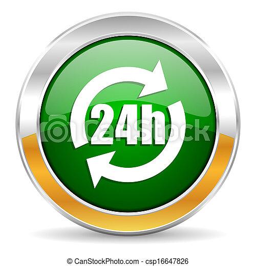 24h icon - csp16647826