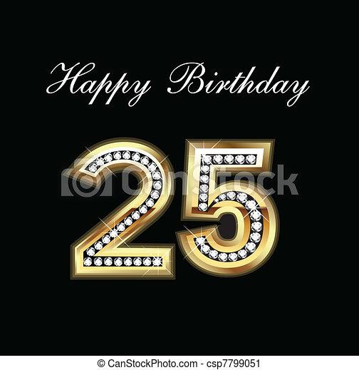 boldog 25 születésnapot 25, születésnap, boldog. boldog 25 születésnapot