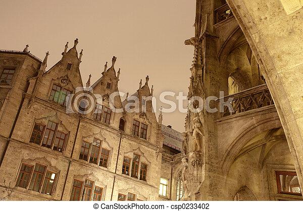 Munich 28 - csp0233402