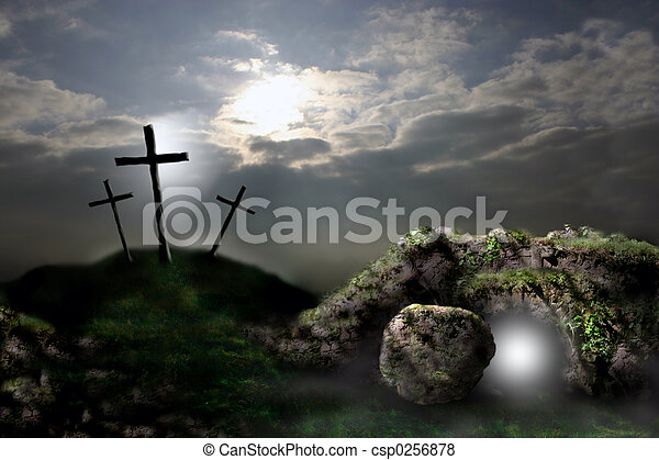 3, 復活節 - csp0256878
