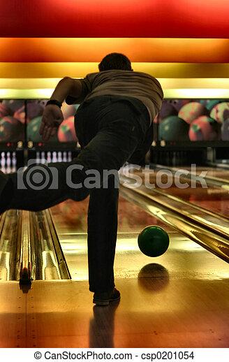 Bowling número 3 - csp0201054