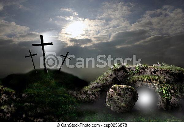 3, húsvét - csp0256878