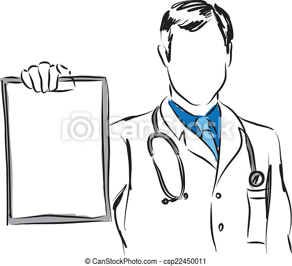 3 médicos, conceitos - csp22450011