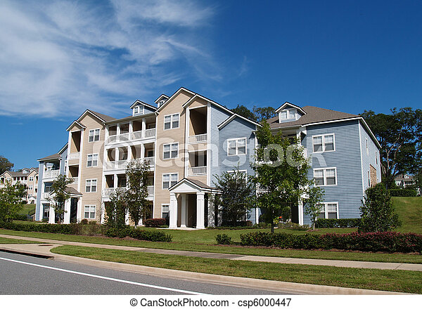 3 Story Condos, Apartments, Townhou - csp6000447
