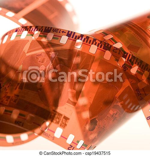 35 mm film - csp19437515