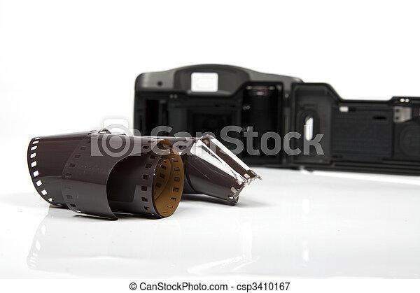 35 mm film - csp3410167