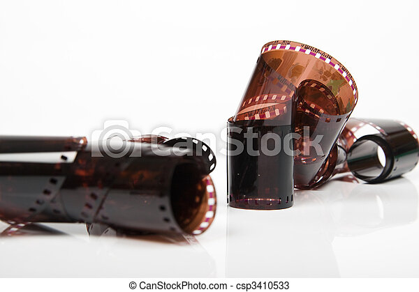 35 mm film - csp3410533