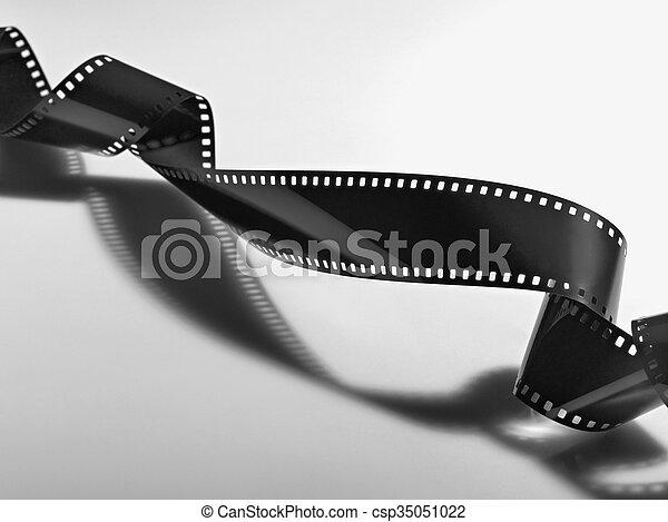 35mm color film negative - csp35051022