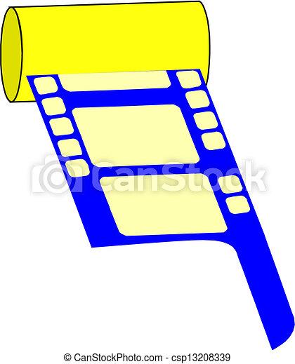 35mm film - csp13208339
