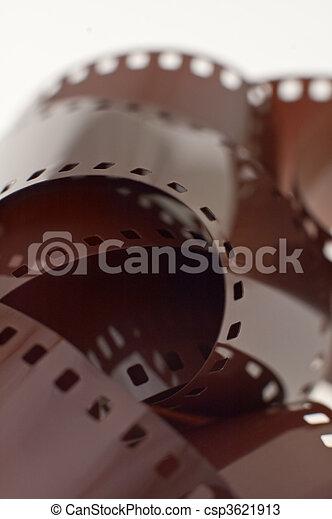 35mm film - csp3621913