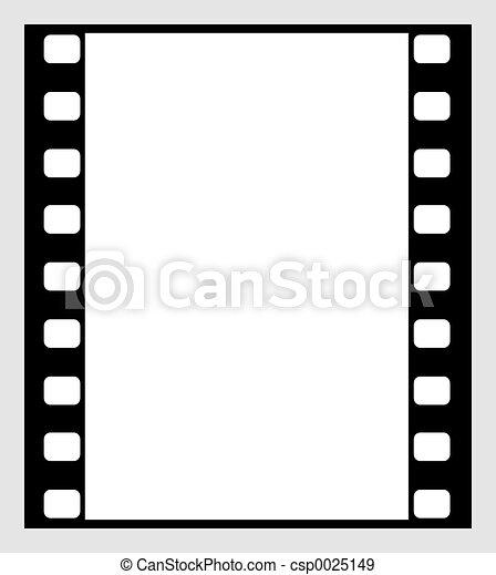 35mm Film Strip - csp0025149