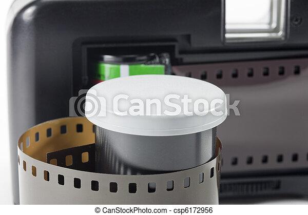 35mm negative - csp6172956