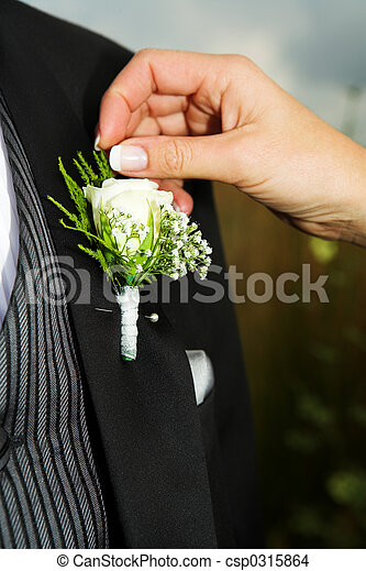#38, bröllop - csp0315864