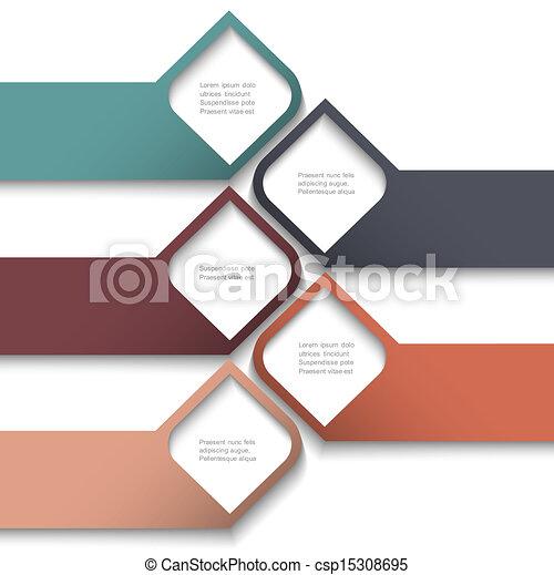3d banners design website templates vector eps10