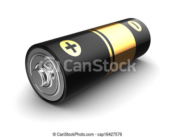 3d battery - csp16427576